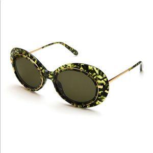Authentic KREWE Iris Sunglasses